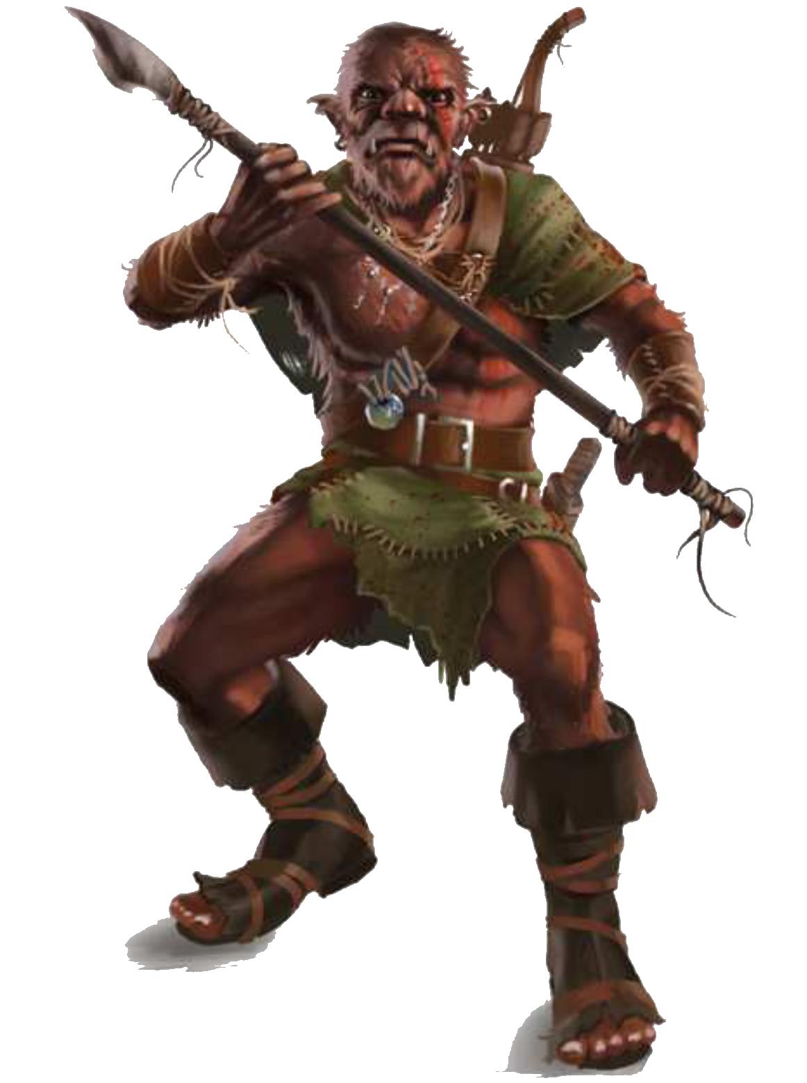 DSA5 Goblin